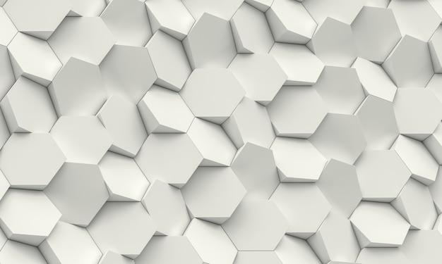 Sfondo geometrico esagono