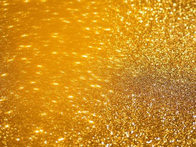 Sfondo giallo festivo con texture