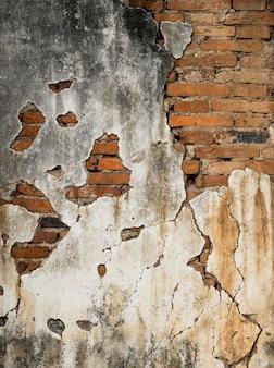 Sfondo grunge muro di mattoni
