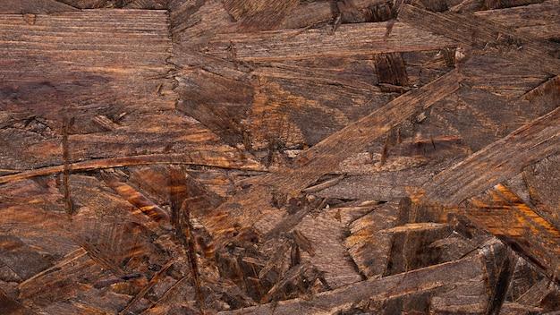 Sfondo in legno marrone dettagliato