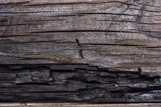 Sfondo in legno obsoleto dal tempo