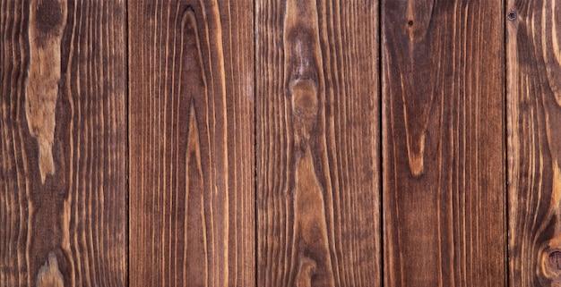 Sfondo in legno, vista dall'alto