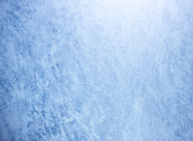 Sfondo invernale e texture gelida.