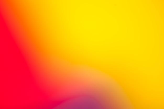 Sfondo luminoso colorato in sfumatura