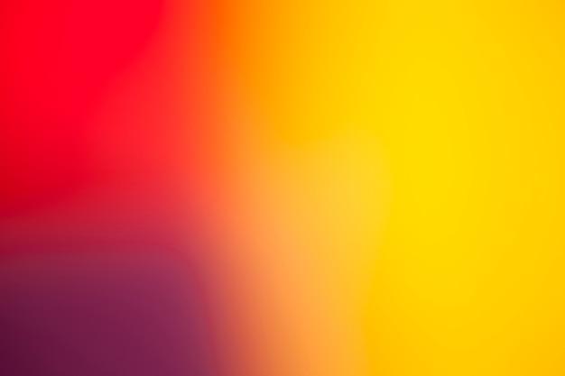 Sfondo luminoso di colori sfocati