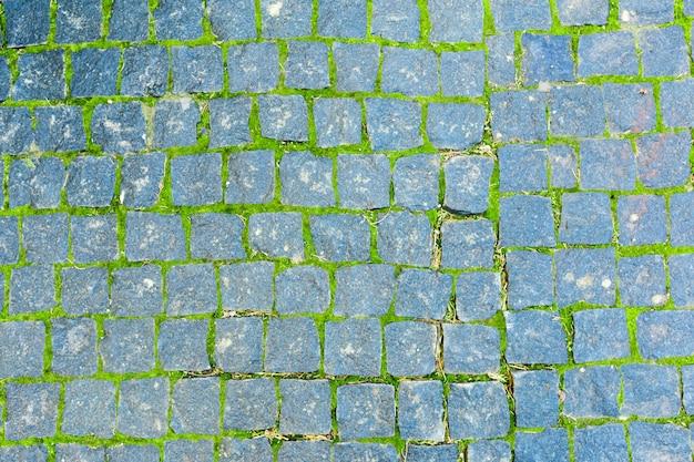 Sfondo muro di pietra impilata