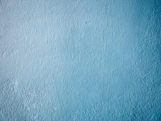 Sfondo muro di vernice blu