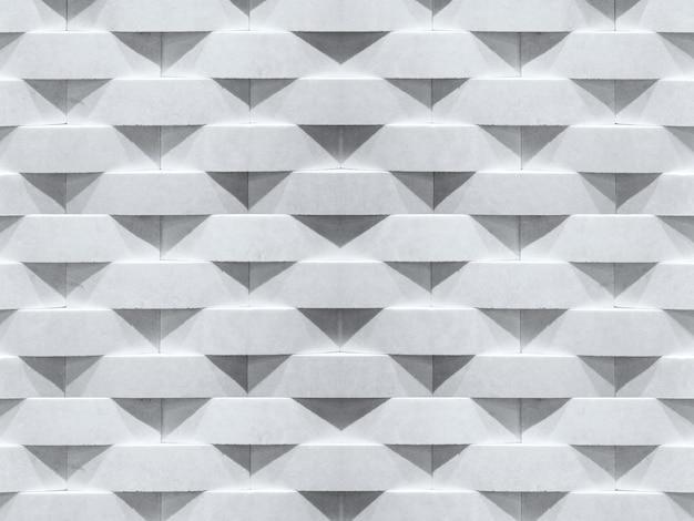 Sfondo muro modello di pietra curva geometrica del mattone.