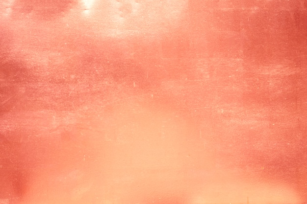 Sfondo oro rosa o texture e sfumature ombra.