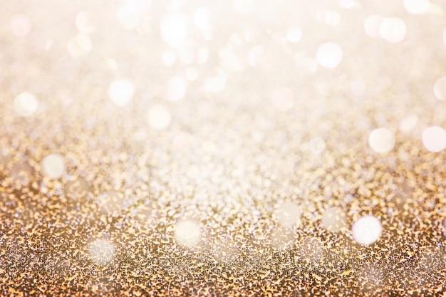 Sfondo oro scintillante