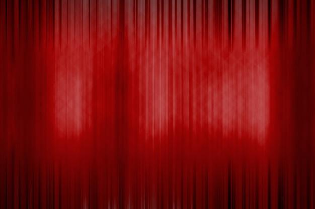 Sfondo rosso per le persone che vogliono utilizzare la pubblicità grafica.