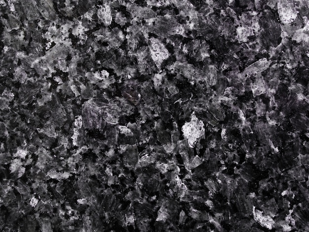Sfondo scuro con texture di pietra di granito