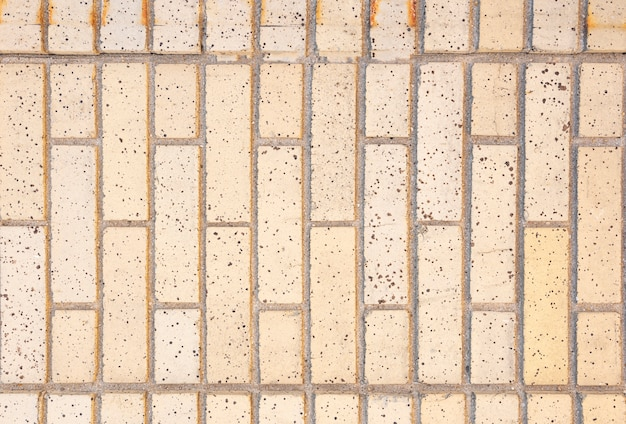 Sfondo semplice muro di mattoni