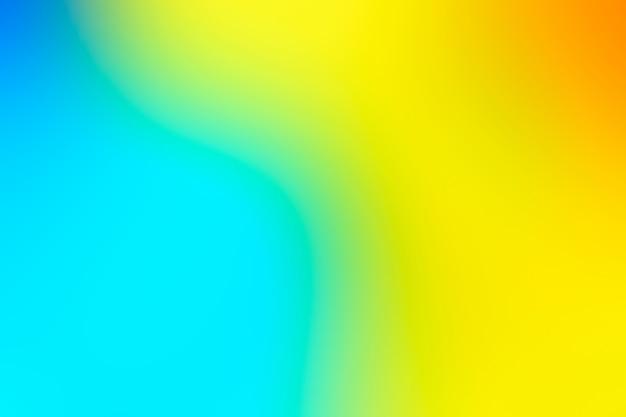 Sfondo sfocato in vivaci colori al neon.