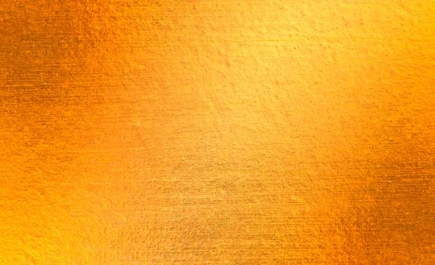 Sfondo spazzolato metallo oro