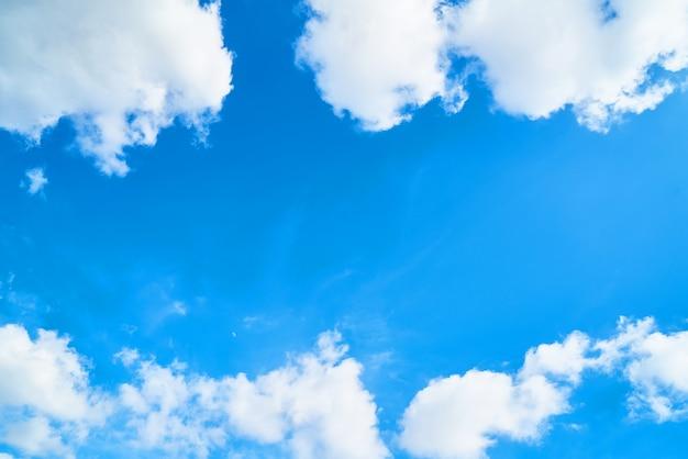 Sfondo stagione primaverile aria senza persone
