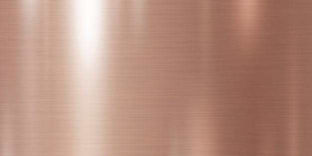 Sfondo texture metallo oro rosa