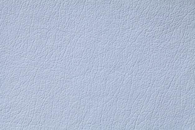 Sfondo texture pelle blu chiaro