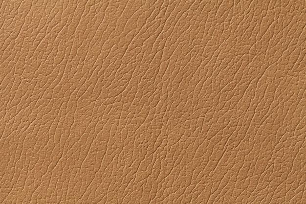 Sfondo texture pelle marrone chiaro