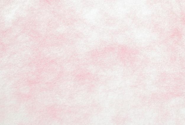 Sfondo trasparente di carta di gelso rosa.