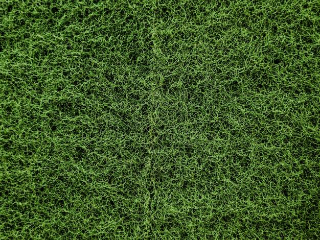 Sfondo verde erba opaca