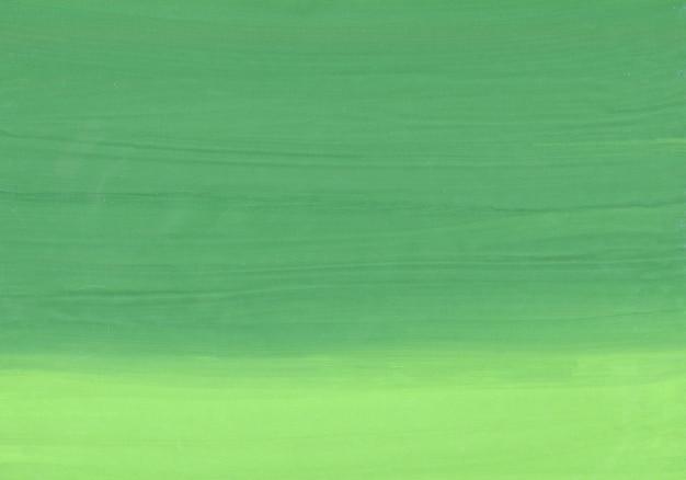 Sfondo vintage verniciato verde