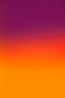Sfumatura di colore morbido sullo sfondo