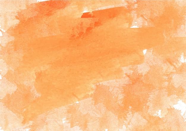 Sfumature colorate di giallo. priorità bassa e struttura astratte dell'acquerello
