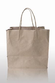 Shopping bag vuoto