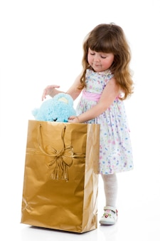Shopping bambina