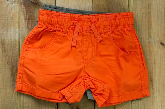 Shorts per bambini