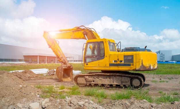 Simbolo strumenti di lavoro costruzione di strada strada città mattone