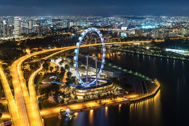Singapore bella cityview da ocbc skyway