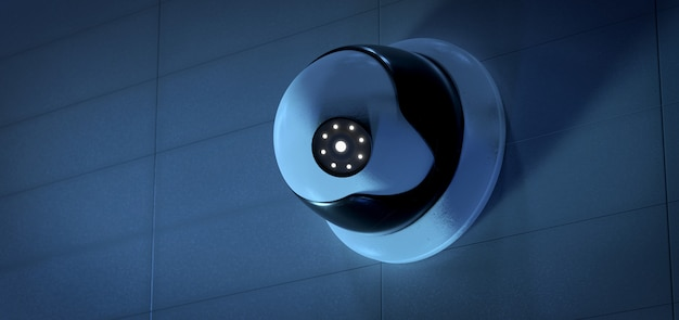 Sistema di telecamere cctv di sicurezza -