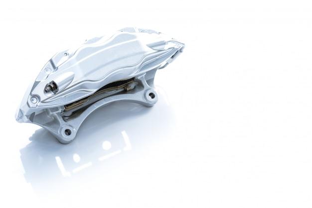 Sistema frenante ad alte prestazioni, pinza freno new silver racing