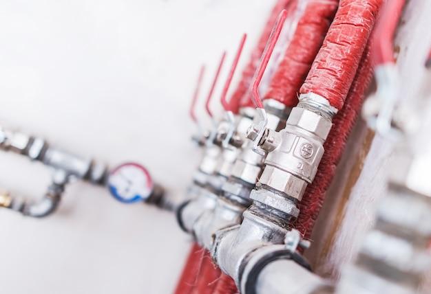 Sistema idraulico per uso domestico