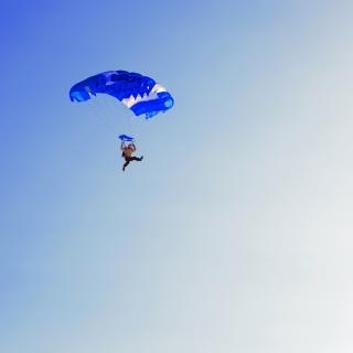 Skydiver immersioni