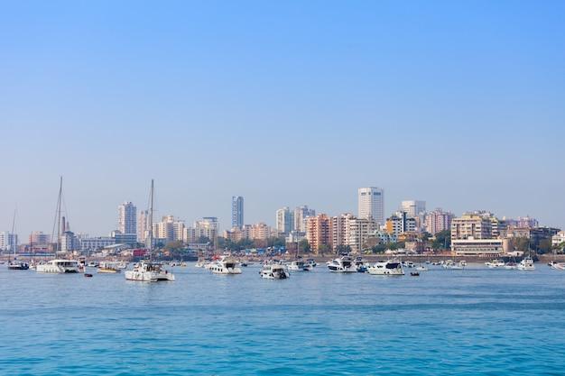 Skyline di mumbai