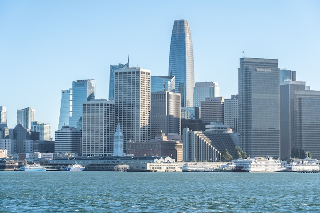 Skyline di san francisco
