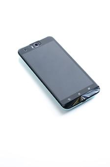 Smart phone sul bianco