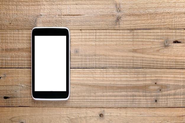 Smartphone su legno