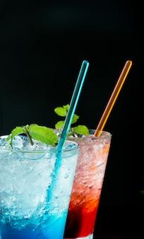 Soda liquore dolce fresco malibu