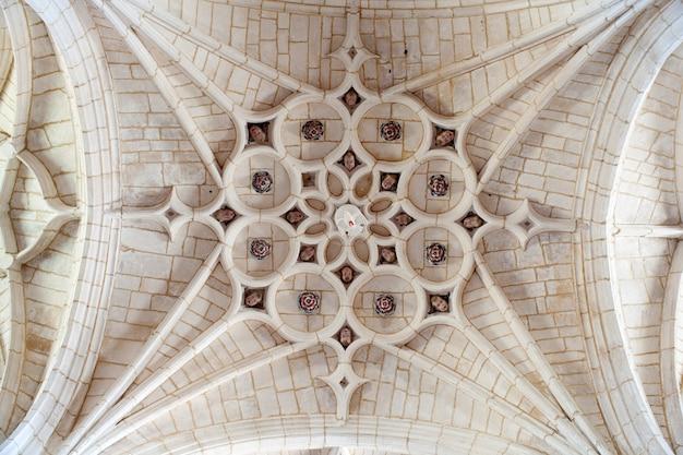 Soffitto della cattedrale, hornillos del camino