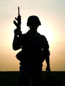 Soldato americano