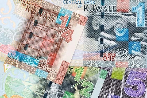 Soldi dal kuwait, un business background