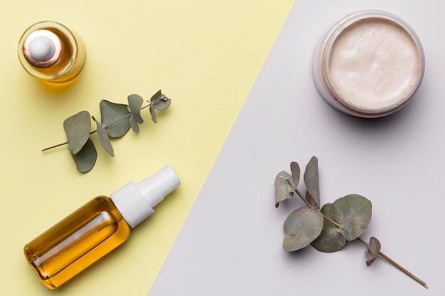 Sopra i prodotti cosmetici