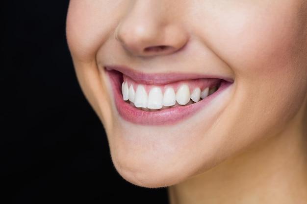Sorriso della donna