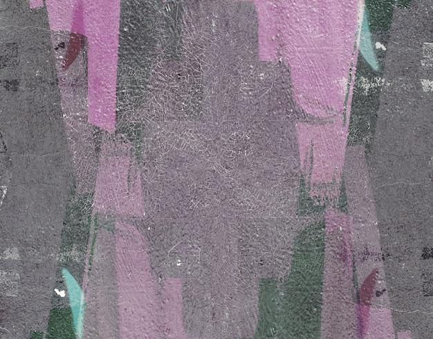 Sovrapposizione bordo grana grafico decorativo