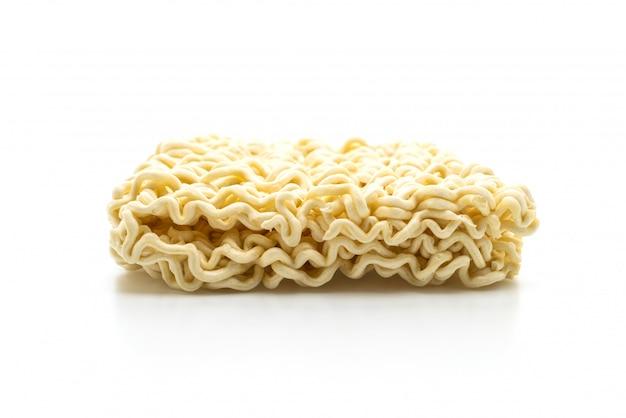 Spaghetti istantanei coreani secchi