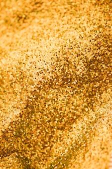 Sparkle oro sfondo scintillante